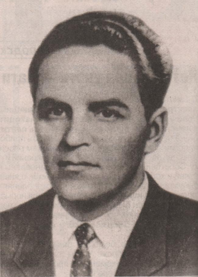Боровских Павел Иванович