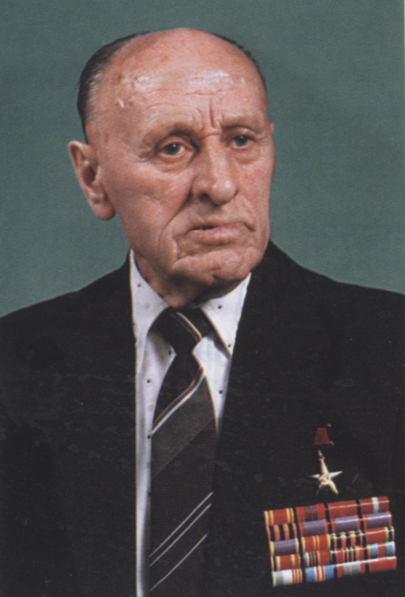 Коровин Михаил Петрович